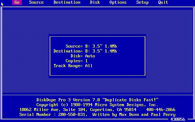 diskdupe